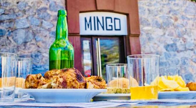 スペイン伝統の味~ カサ・ミンゴ