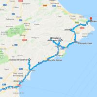 8 Verschillende excursies aan de Costa Blanca