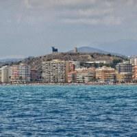 Naar het strand in Fuengirola, Benalmádena en Torremolinos