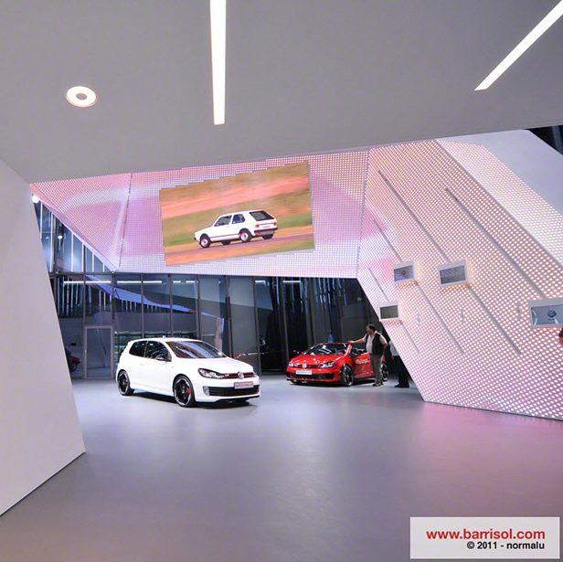 Volkswagen Paviljoen Duitsland