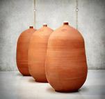 Amphora (160 l lerkrukker)