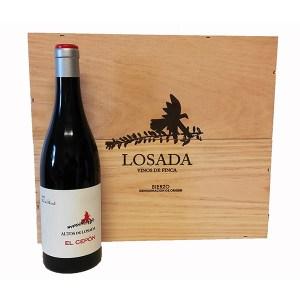 Spansk Vin El Cepon Vingave