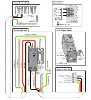 Spa Wiring Instructions
