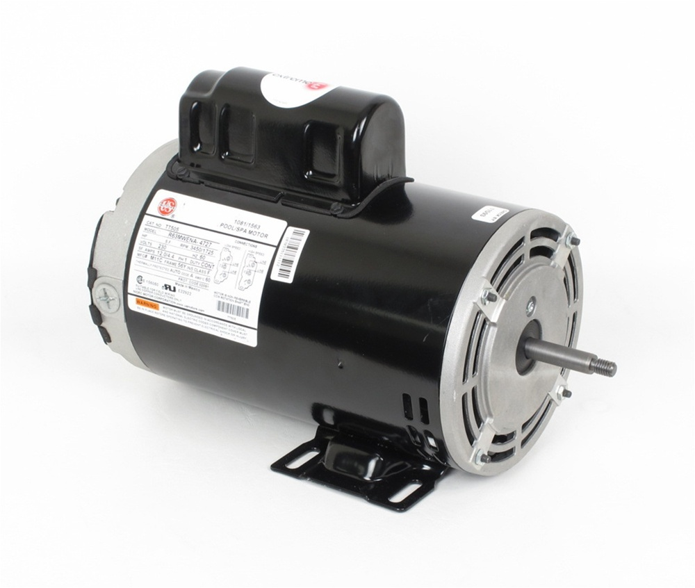 2 Speed 230v 56FR 12.0A 1110014 Spa Pump Motor 1110014 Spa
