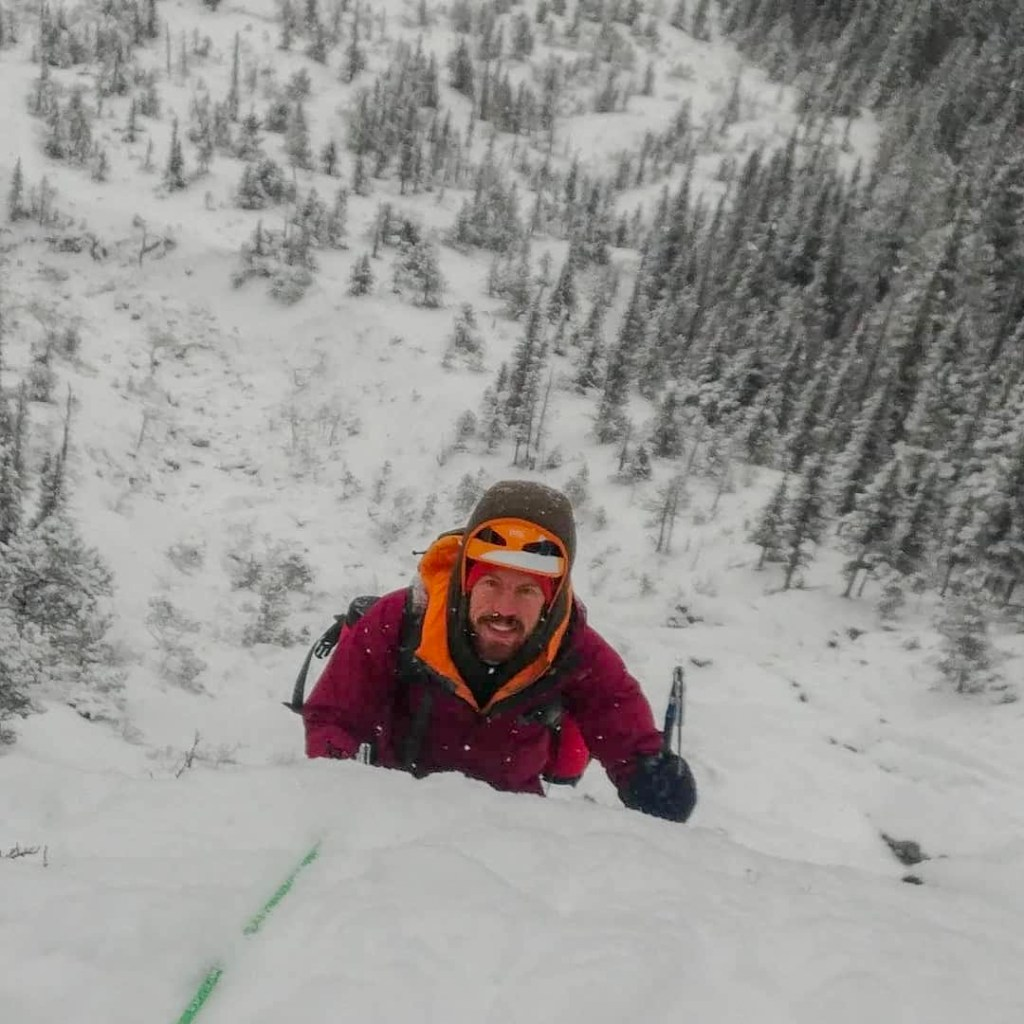Jeff is Back to Climbing After Concussion
