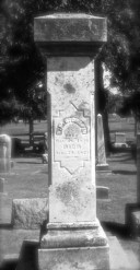 Grave of D. C. Chapin