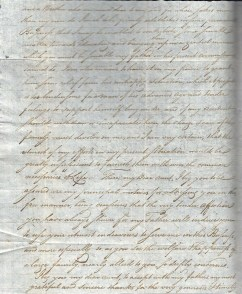 August Letter, Page 2