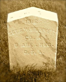 Brummett's Grave