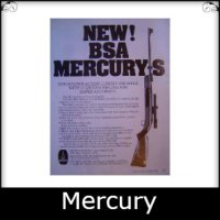 BSA Mercury Spare Parts