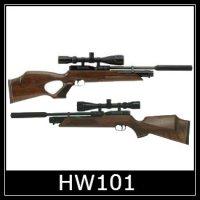 Beeman HW101 Air Rifle Spare Parts