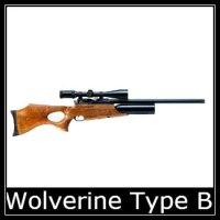 Daystate Wolverine B Type Spare Parts