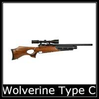 Daystate Wolverine C Type Spare Parts