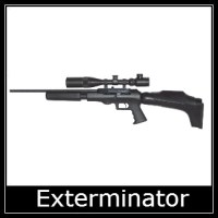 FX Exterminator Air Rifle Spare Parts