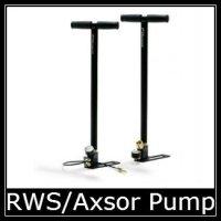RWS Axsor Pump Air Rifle Spare Parts
