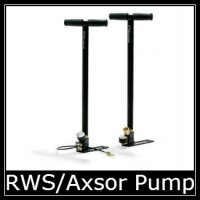 RWS Axsor Pump Air Rifle Spare Parts