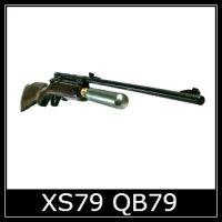 SMK XS79 QB79 Spare Parts