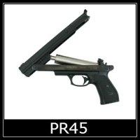 Gamo PR45 Air Pistol Spare Parts