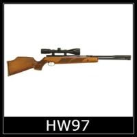 Weihrauch HW97 Spare Parts