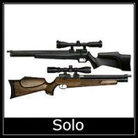 Logun Solo Air Rifle Spare Parts