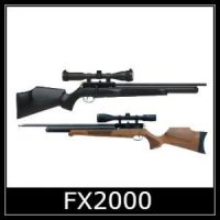Webley-FX2000-Air-Rifle-Spare-Parts