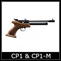 Mrod-Air CP1 Air Pistol Spare Parts