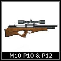 fox M10 P10 P12 Air Rifle Spare Parts