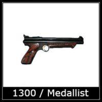 Crosman 1300 Medallist Airgun Spare Parts