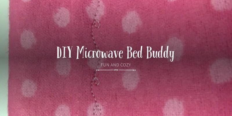 DIY Microwave Bed Buddy
