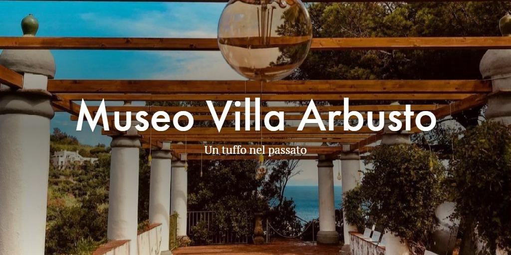 Museo Villa Arbusto