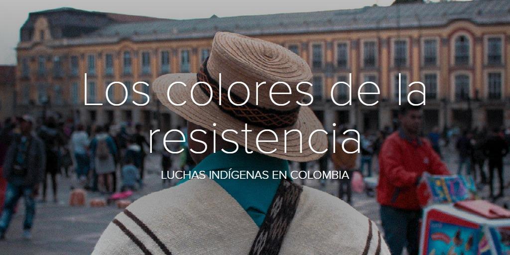 Los colores de la resistencia
