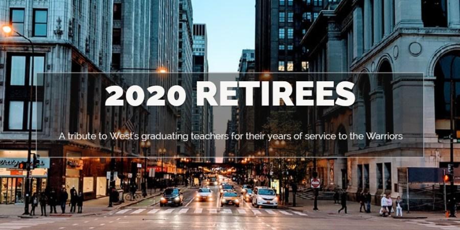 2020 Retirees