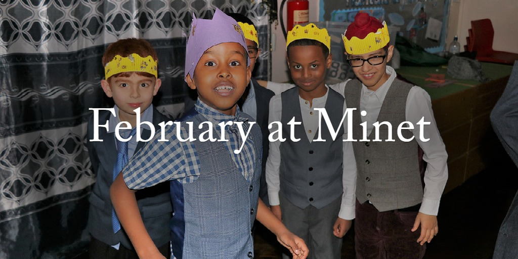 February at Minet