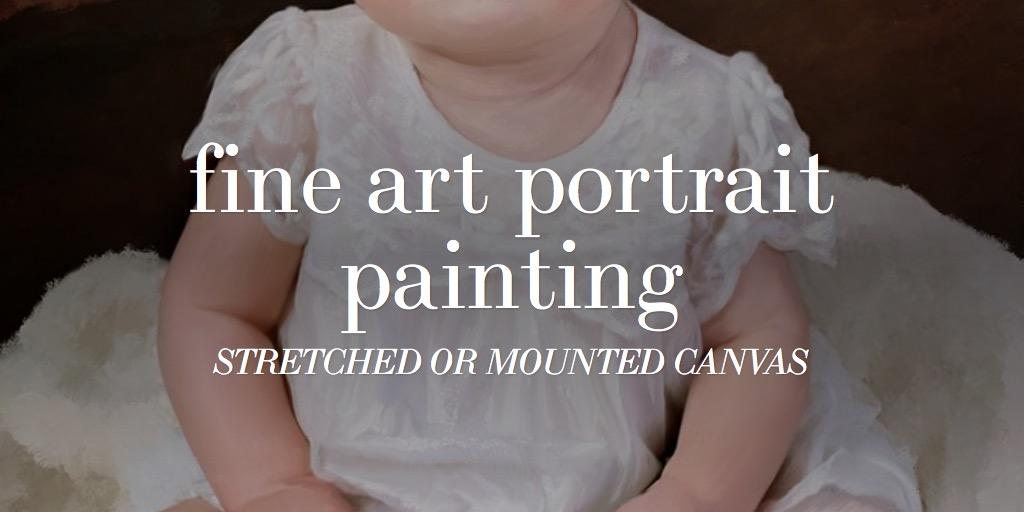 Classical Portrait Painting