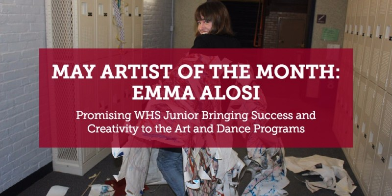 May Artist of the Month: Emma Alosi