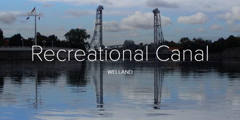 Recreational Canal