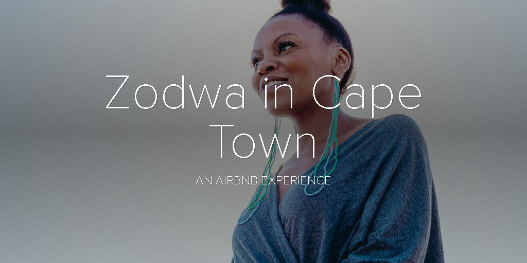 Zodwa in Cape Town