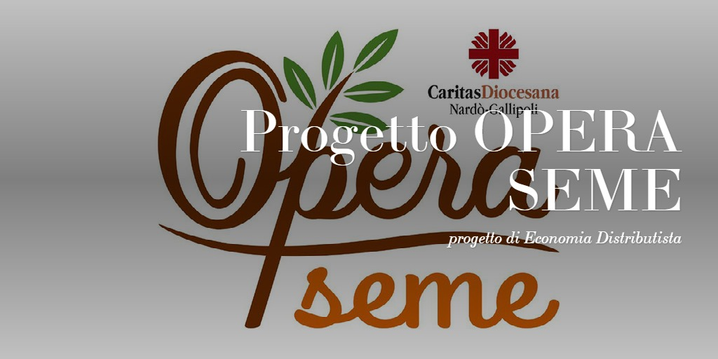 Progetto OPERA SEME