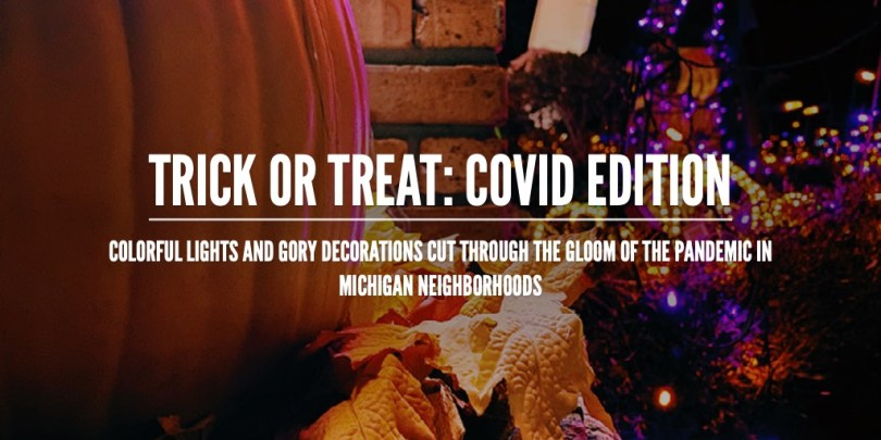 Trick or Treat: COVID edition