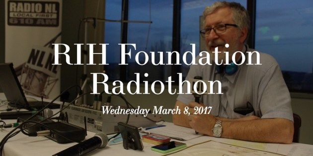 RIH Foundation Radiothon