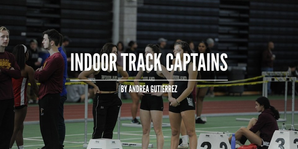 Indoor Track Captains