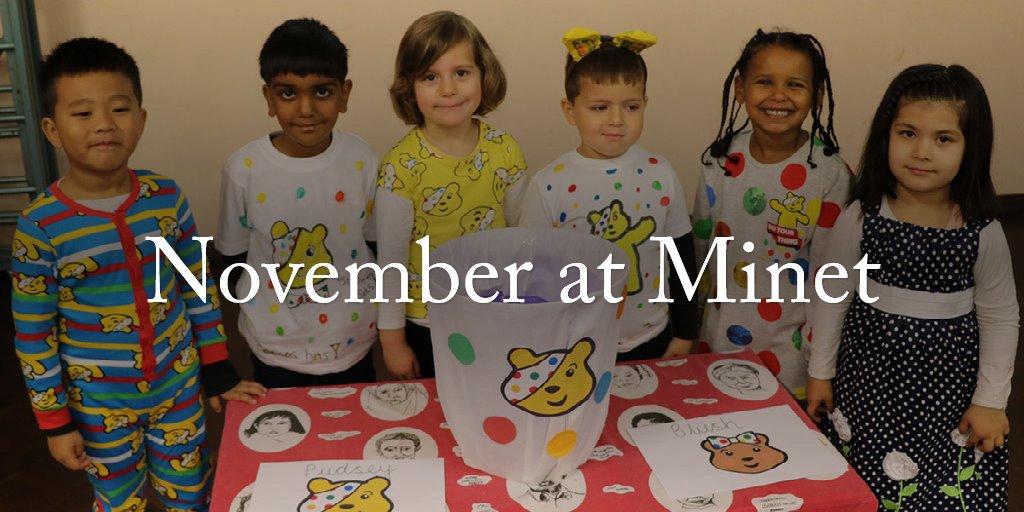 November at Minet