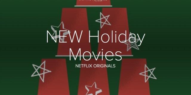 NEW Holiday Movies