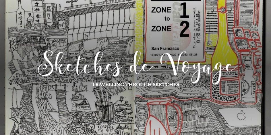 Sketches de Voyage