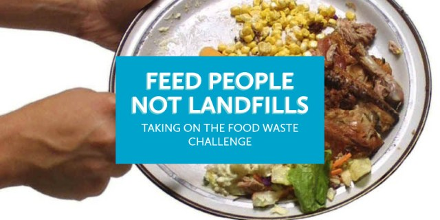 Feed People Not Landfills