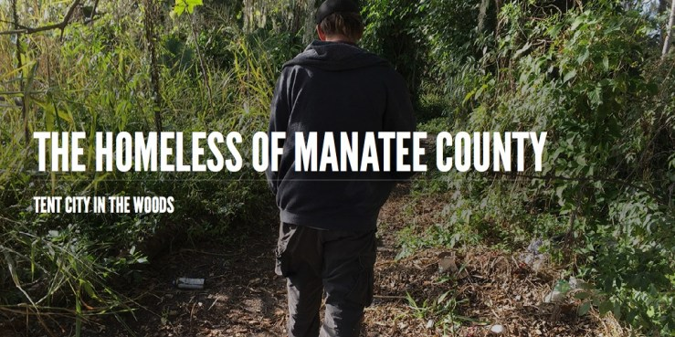 THE HomelesS OF MANATEE COUNTY