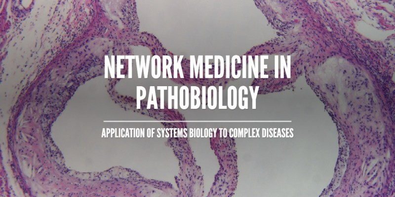 Network Medicine in Pathobiology