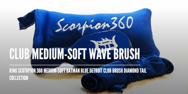Club Medium-Soft Wave Brush
