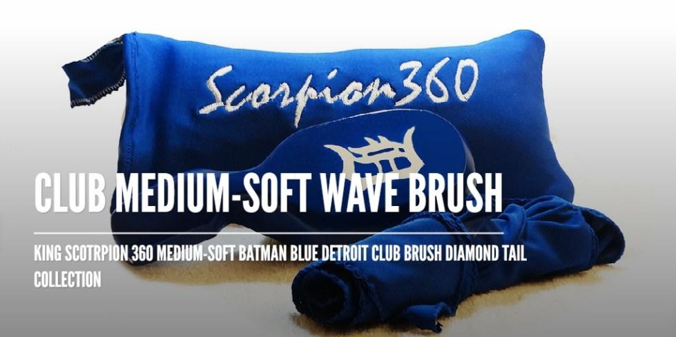 Club Medium-Soft Wave Brush