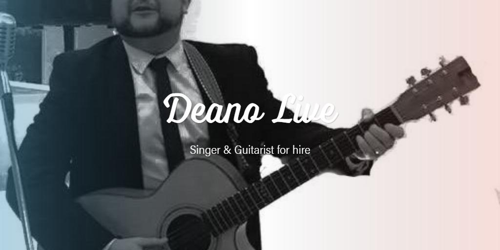 Deano Live