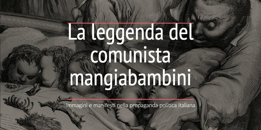 La leggenda del comunista mangiabambini